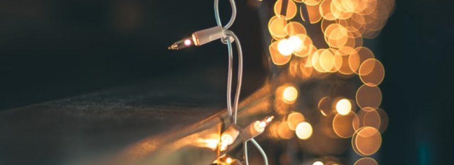 Christmas Lights Recycling