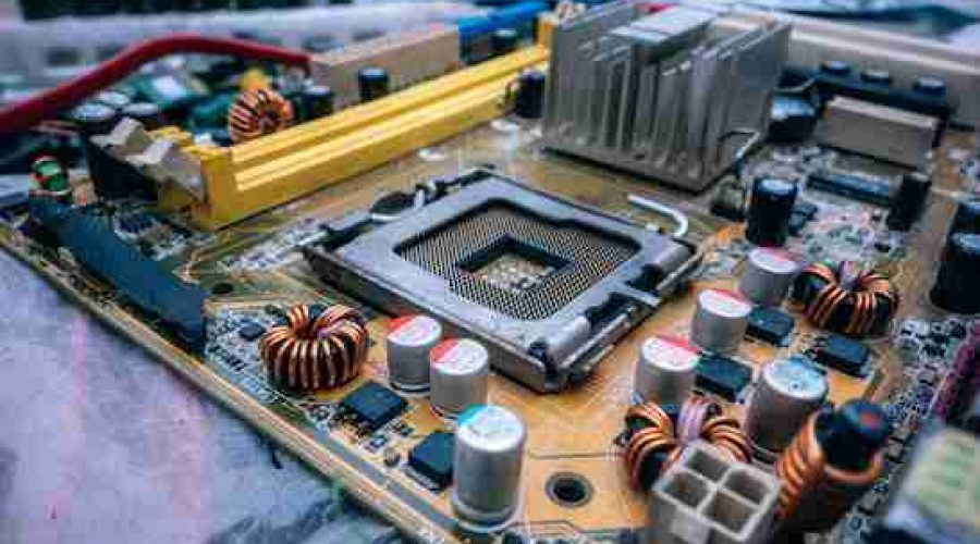 Copper Circuit Board Recycling