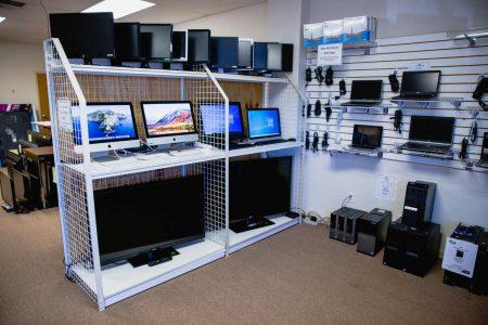 refurbished computer store