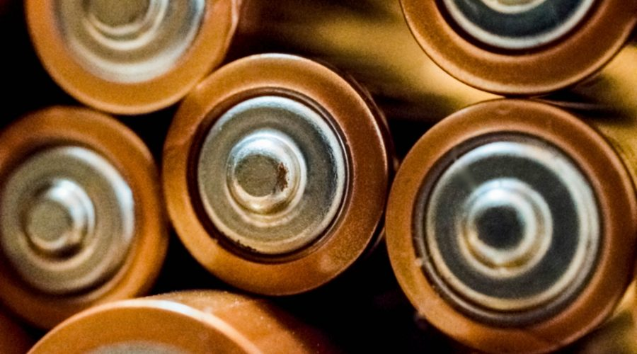 How to recycle old batteries